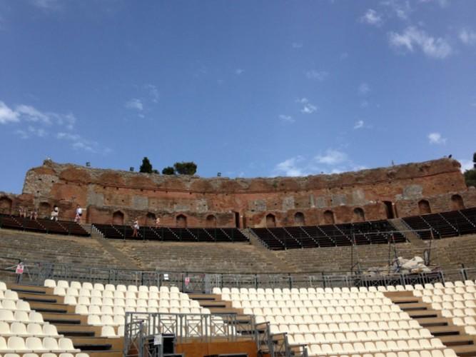 Teatro Antico, Taormina