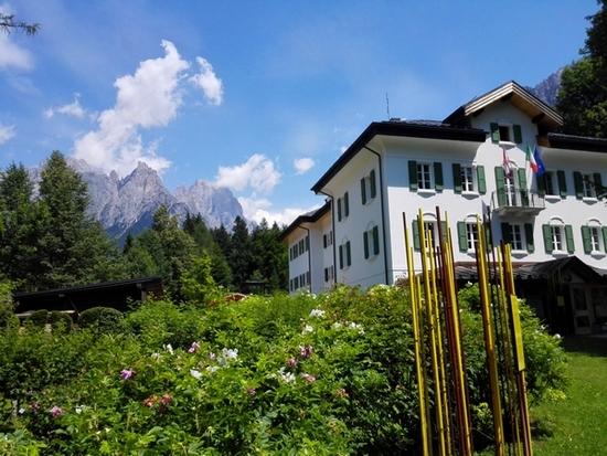 Villa Welsperg in Val Canali