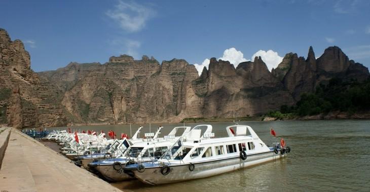Cosa fare in Gansu: canyon delle tre gole