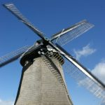Mulini e canali Olanda