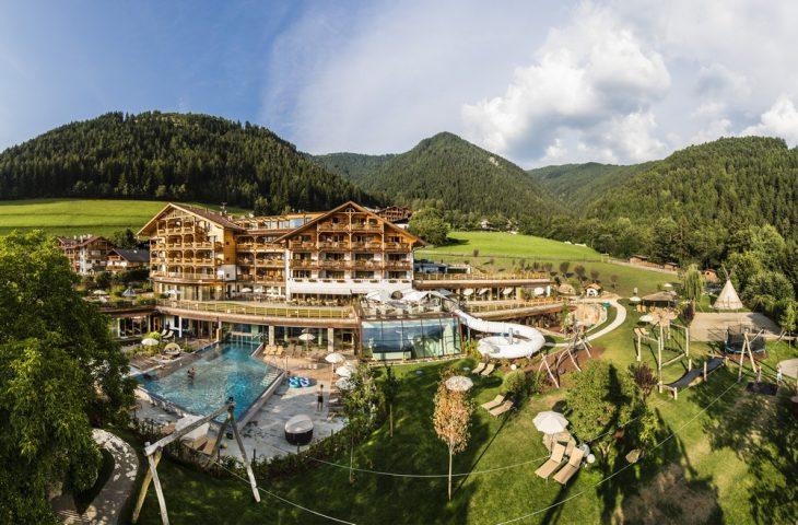 Hotel Luson: il Sonnwies
