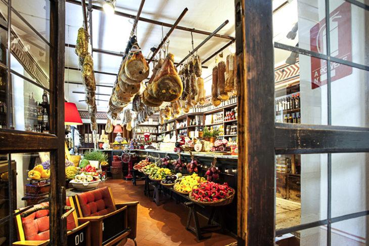 Mete turistiche e richiamo alimentare di qualità costituiscono un'unica attrazione per i visitatori.