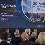 La chirurgia robotica da Vinci compie 20 anni e la celebrazione di questo traguardo coincide con i festeggiamenti dei ventennali di chirurgia robotica di due eccellenti ospedali lombardi