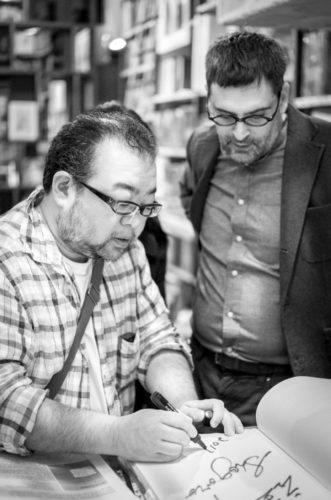 Storica libreria Bocca, annoverata tra gli antichi negozi milanese,  occupa un posto di rilievo nel mondo artistico e culturale della città.