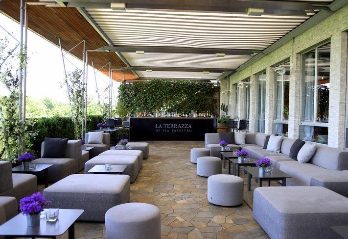 terrazza via palestro aperitivo