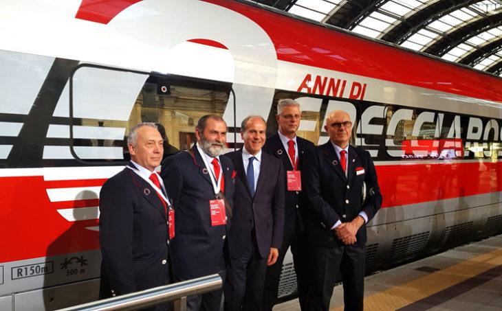 L'alta velocità italiana compie dieci anni