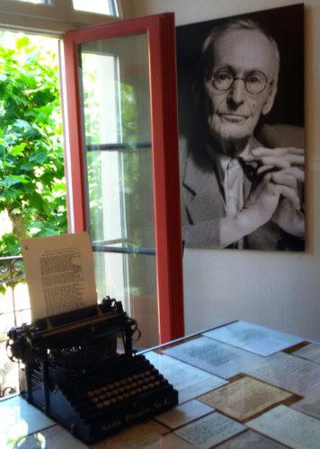 SULLE ORME DI HERMANN HESSE IN CANTON TICINO