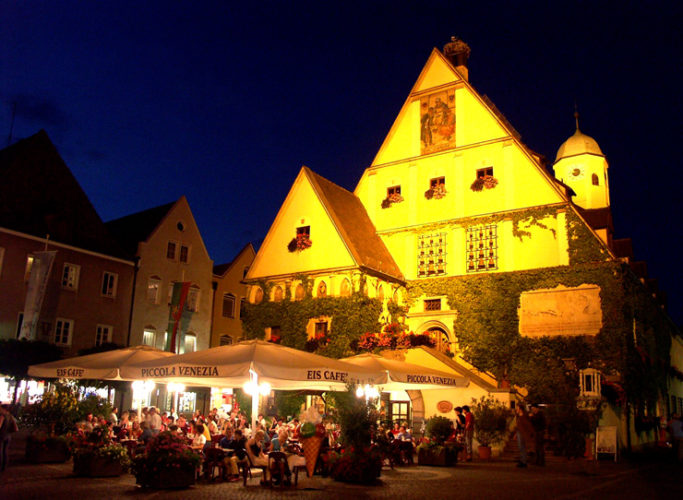 Baviera Orientale, terra idilliaca
