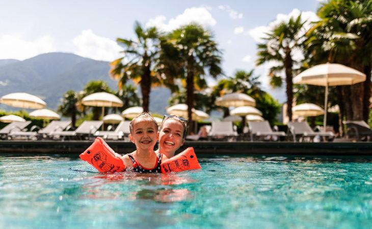 Vacanza in famiglia all'Hotel Terme di Merano, all'insegna della natura e del benessere