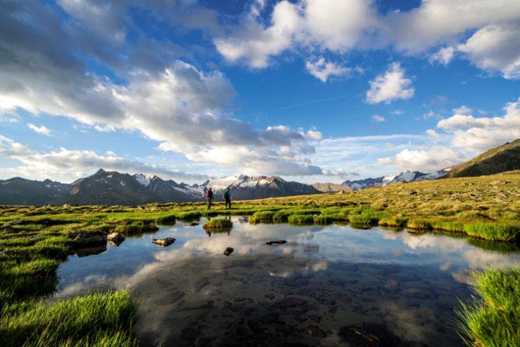 La valle di Ötztal, una vacanza per ritrovare se stessi