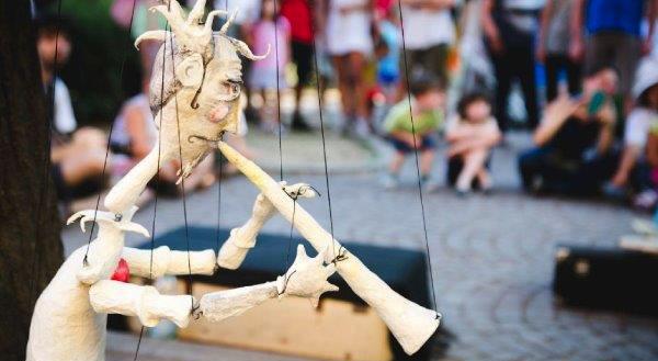Al Ferrara Buskers Festival® protagonisti i bambini che sperimentano la musica di strada