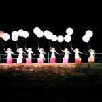 Il Teatro dell'Acqua è profondamente connesso all'identità e alla storia di Arona. Unico esempio italiano di produzioni teatrali sull'acqua, da semplice piattaforma galleggiante a vero e proprio palco fatto d'acqua. Quest'anno, giunta alla nona edizione, presenta la poesia.