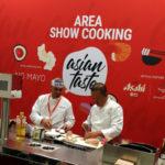 """Dal 12 al 14 ottobre ritorna Milano Golosa, tra le novità di questa edizione, """"Asian Taste"""", con una nuova area dedicata al meglio della cucina asiatica."""