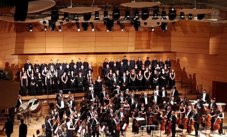 Inaugurata la 75 esima edizione dei Pomeriggi Musicali al Teatro Dal Verme di Milano.