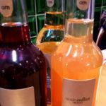 """Alain Milliat presenta in Italia una collezione unica di succhi d'uva varietali: come per il vino l'attenzione al """"terroir""""."""