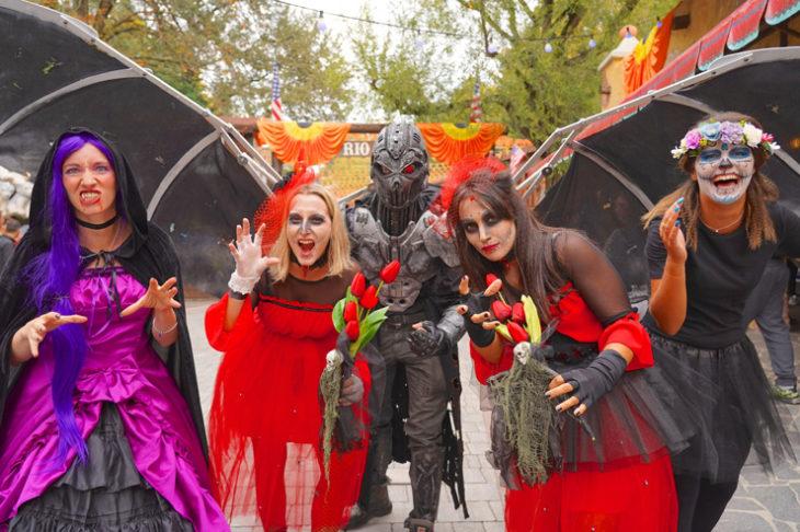Gardaland Magic Halloween è tornato, divertimento assicurato fino al 3 novembre