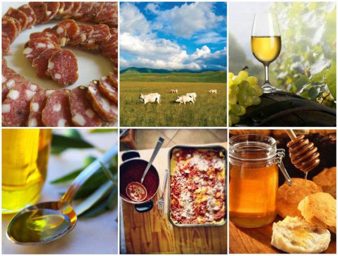 Il territorio in provincia di Ancona fa parte  dell'Unione montana dell'Esino Frasassi, una terra dove si intrecciano storia antica, natura selvaggia, grandi vini e geniale creatività.