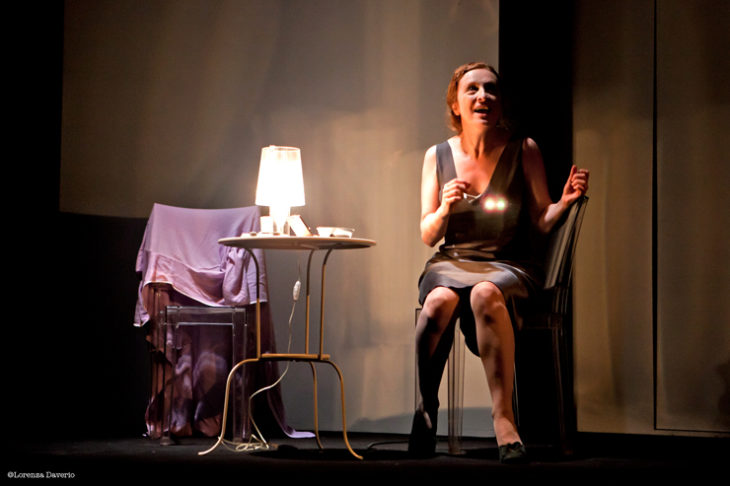 """Al Teatro Litta uno spettacolo che mette in scena donne """"Innamorate dello spavento"""""""