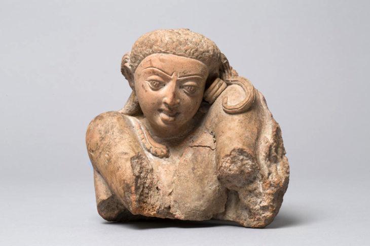 Curata da Christian Luczanits, uno dei massimi esperti internazionali di arte indiana, la mostra esibisce (fino al 26 gennaio 2020) oltre 70 sculture di varie dimensioni, la mostra mette in risalto le trasformazioni che queste divinità affrontano dalle prime rappresentazioni figurative.