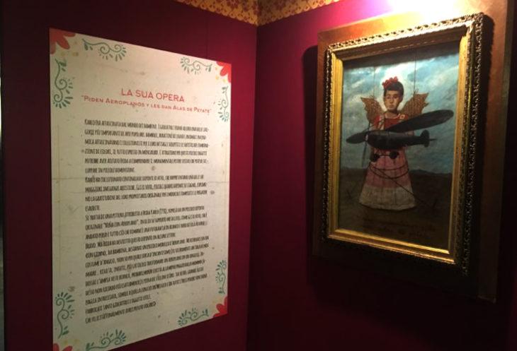 Nel caos delle stanze stupefacenti di Frida Kahlo, in mostra a Roma al SET- Spazio Eventi Tirso