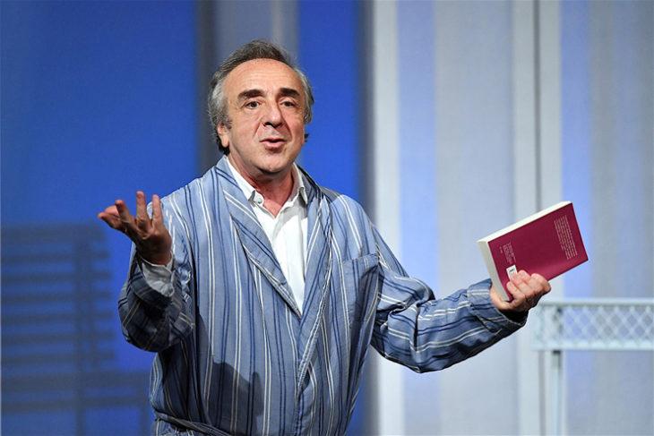 """Silvio Orlando al Teatro Franco Parenti con: """"Si nota all'imbrunire"""""""