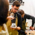 L'evento caratterizzato da tutto ciò che rappresentasse il mondo del caffé. Dalle bancarelle di caffè e cibo, coinvolgenti esperienze di degustazione, dimostrazioni dal vivo di baristi di livello internazionale, seminari interattivi, cocktail di caffè, musica dal vivo, DJ, mostre d'arte e molto altro...