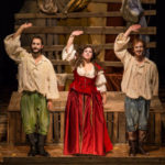 """""""Romeo e Giulietta"""", la celeberrima opera del Bardo assume forme insolite in un intreccio di trame, dialetti e, soprattutto, improvvisazioni"""