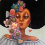Marcia Zegarra, artista peruana