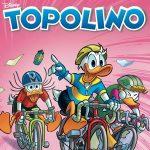 Il Giro d'Italia e la passione per le due ruote arriva su Topolino!