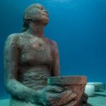 """A Townsville il nuovo """"Museum of Underwater Art"""", accessibile solo ai sub e agli snorkelisti"""