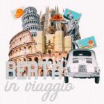 In tour per promuovere 25 bellezze d'Italia
