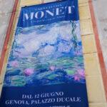 Cinque minuti con Monet. A tu per tu con Le Ninfee Al Palazzo Ducale di Genova