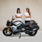 """Al via """"Girls Energica Tour"""", il primo viaggio in Italia su moto a emissioni zero tutto al femminile"""