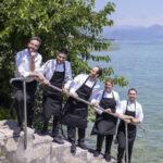 La cucina sorprendente del ristorante Tancredi