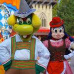 L'atmosfera di Gardaland Oktoberfest