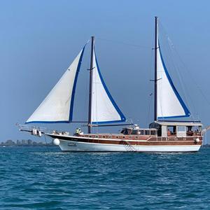 Arte e lusso a bordo del caicco Lycian Princess