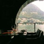 Cronaca di un incontro gourmet sul lago di Como