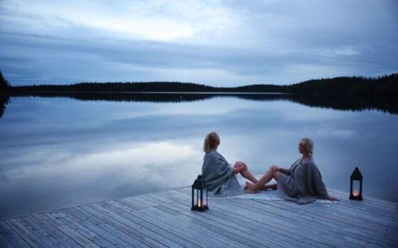 Il rito della sauna Finlandese? Cinque consigli per sperimentarlo