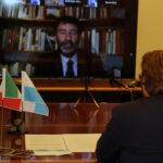 Turismo: Dario Franceschini e Federico Pedini Amati firmano l'accordo Mibact-Repubblica di San Marino per nuova ripartenza