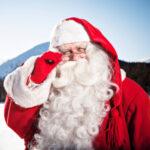 Babbo Natale si mobilita per salvare lo spirito natalizio