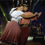 THE POPULAR ARGENTINE AN DANCE CHAMAMÉ, DECLARED CULTURAL HERITAGE BY UNESCO