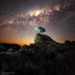 In diretta da Hakos Farm, nel deserto del Namib Naukluft, paradiso dell'astronomia