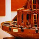 Roma, Palazzo della Cancelleria: i Virtual Tour della Mostra di Leonardo da Vinci