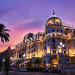 """The hotel """"Le Negresco"""" earned a new Forbes Travel Guide"""