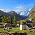 Tra i paesaggi della Svizzera Vallese!