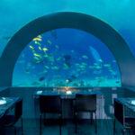 LAGO firma il nuovo ristorante subaqueo H2O dello chef stellato Andrea Berton