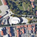 Spazi ariosi e una struttura dinamica per la nuova GAMeC di Bergamo