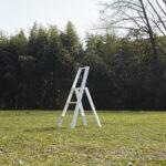 """Dalla forte connotazione estetica la scala """"Lucano"""", disegnata da Chiaki Murata"""