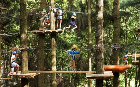 """Apre """"Mottarone Adventure Park"""", con nuove attività per i più piccoli"""