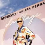 Sul red carpet di Cannes Nespresso e Chiara Ferragni con una sorprendente creazione Haute Couture